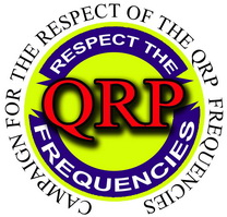 Respect IARU QRP frequencies